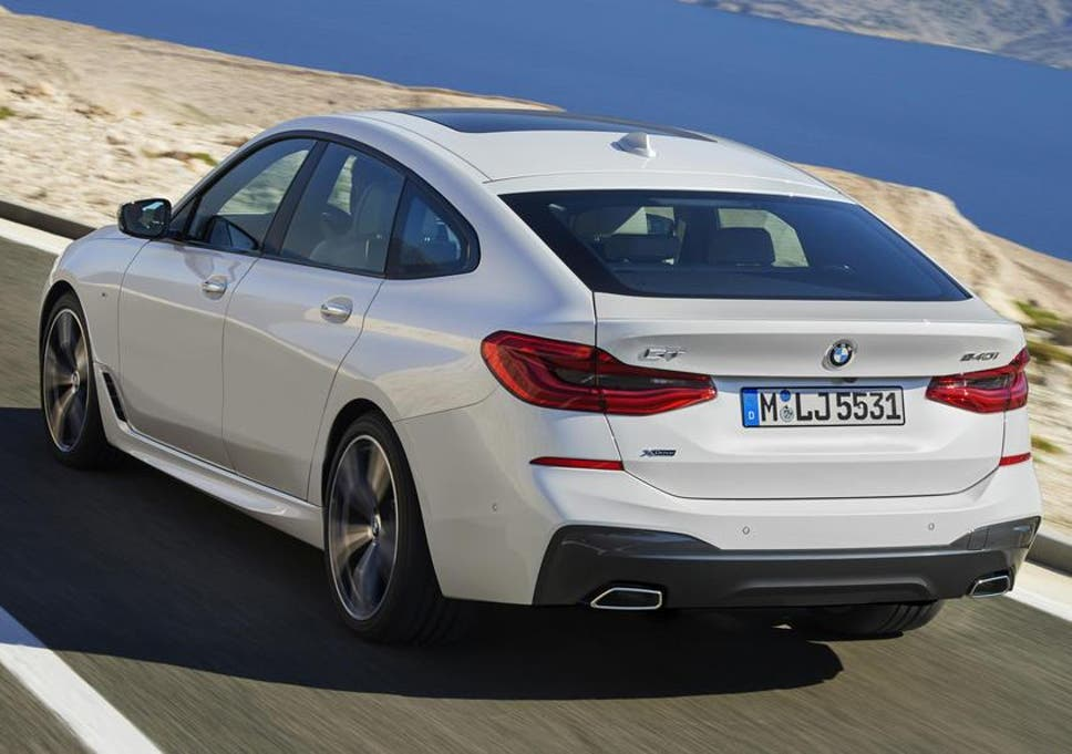 Bmw 6 Series Testing The New Gt The Independent