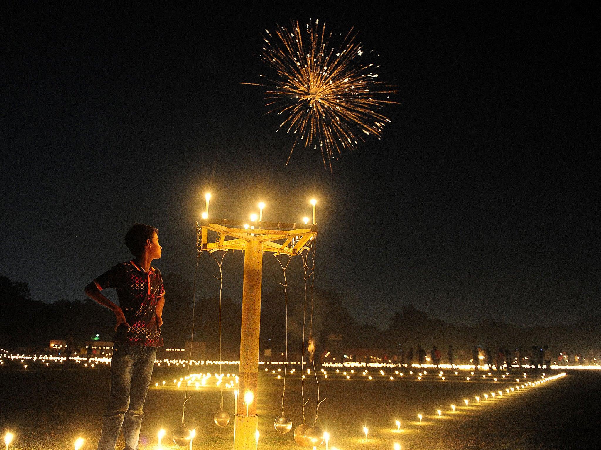 describe diwali festival