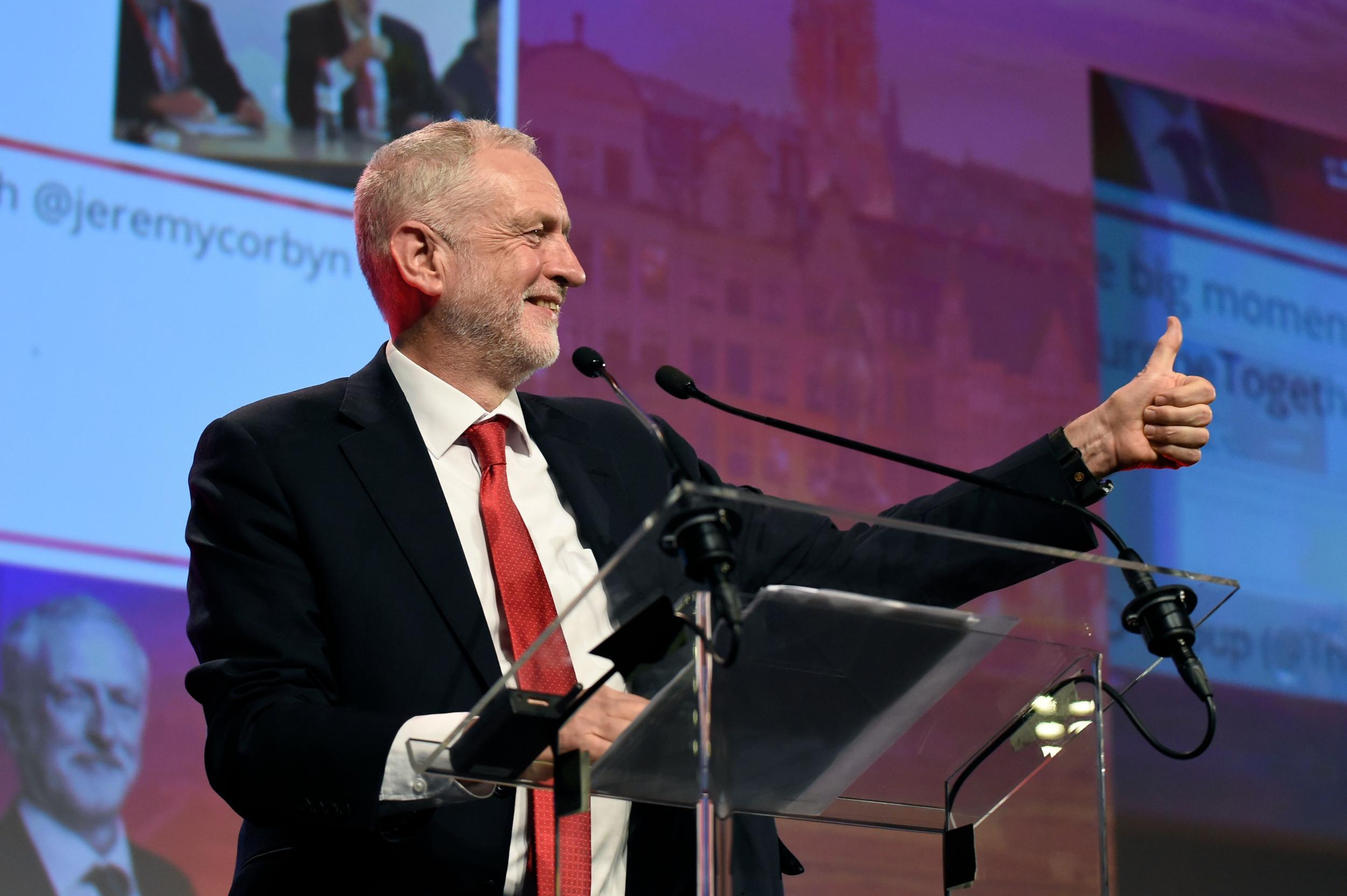 Ditch neoliberalism to win again, Jeremy Corbyn tells Europe's centre-left parties