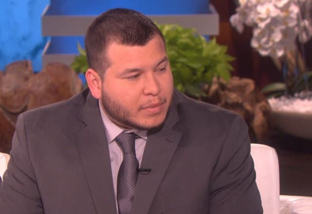 Jesus Campos opens up about his encounter with Las Vegas gunman Stephen Paddock