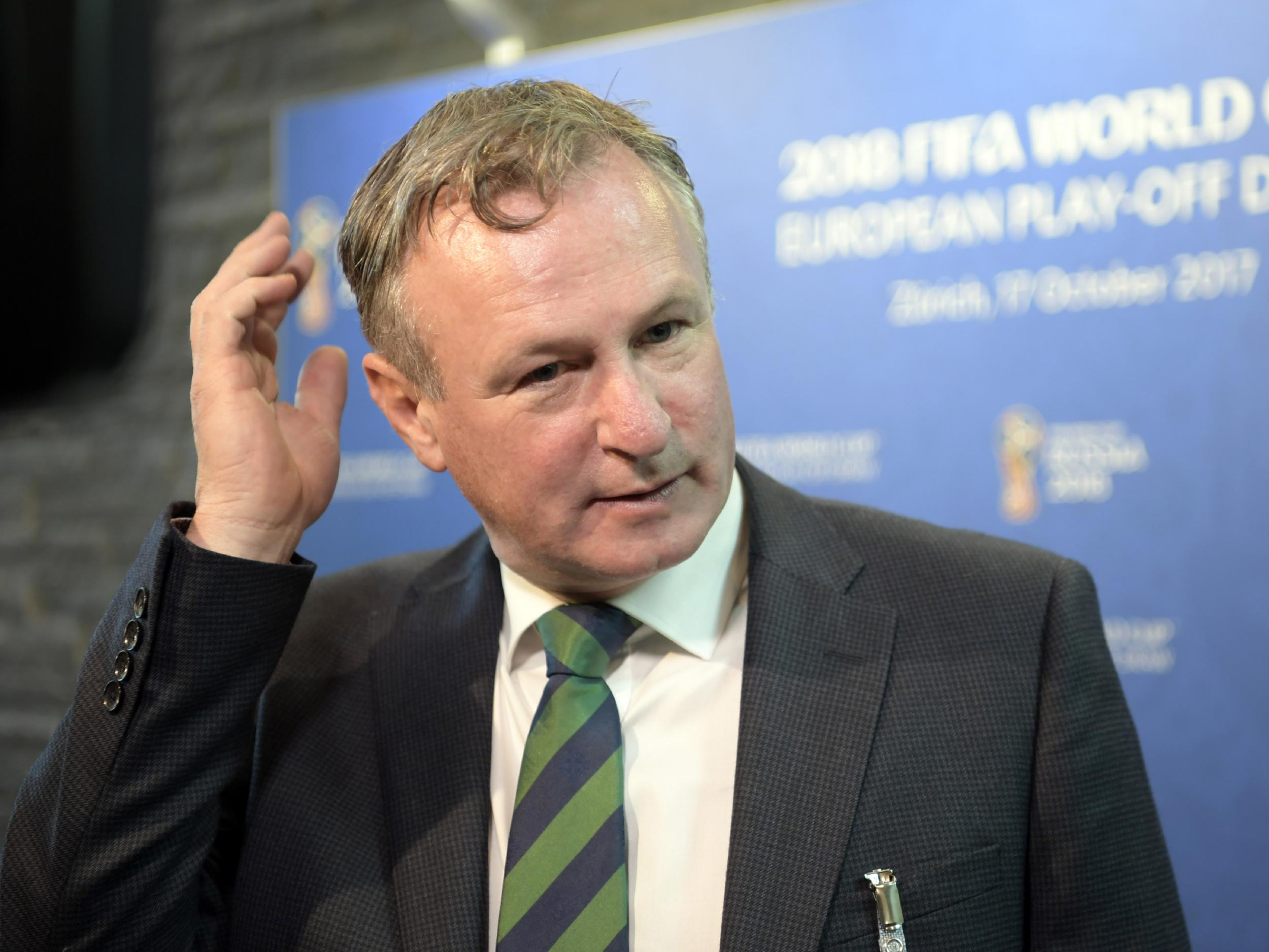 Northern Ireland manager Michael O'Neill pleads guilty to drink-driving and receives 16 month ban