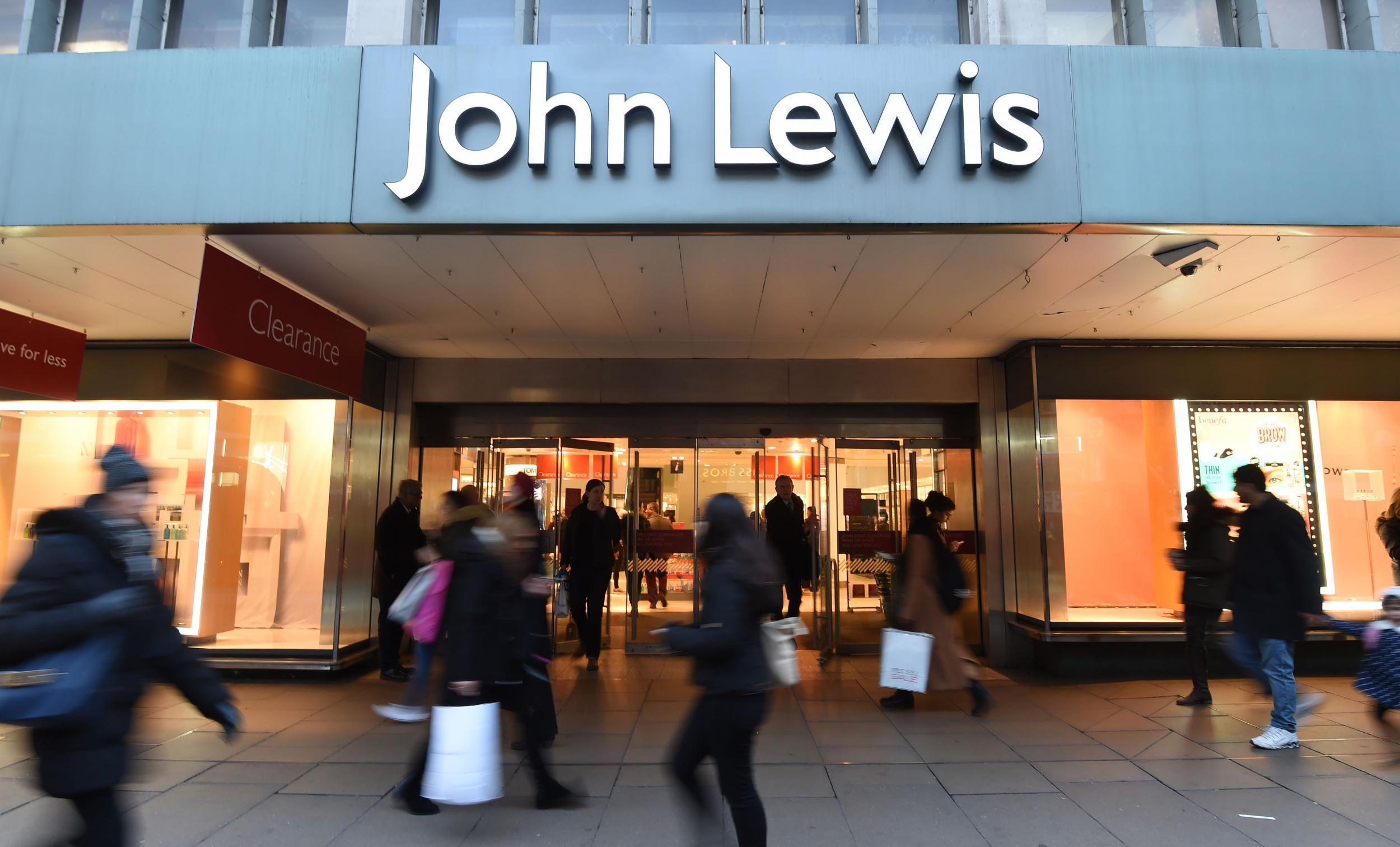 John Lewis Wedding Insurance Promo Code: John Lewis Reports Record-breaking Christmas Week Sales