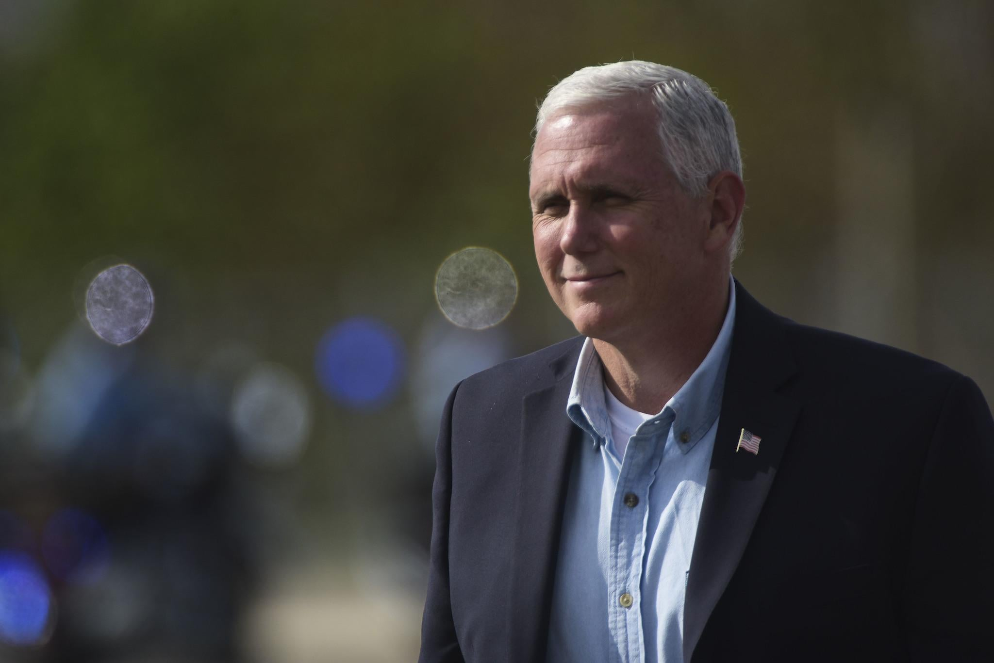 Mike Pence's brother to run for Congress after saying the VP is 'full of s***' | The Independentindependent_brand_ident_LOGOUntitled