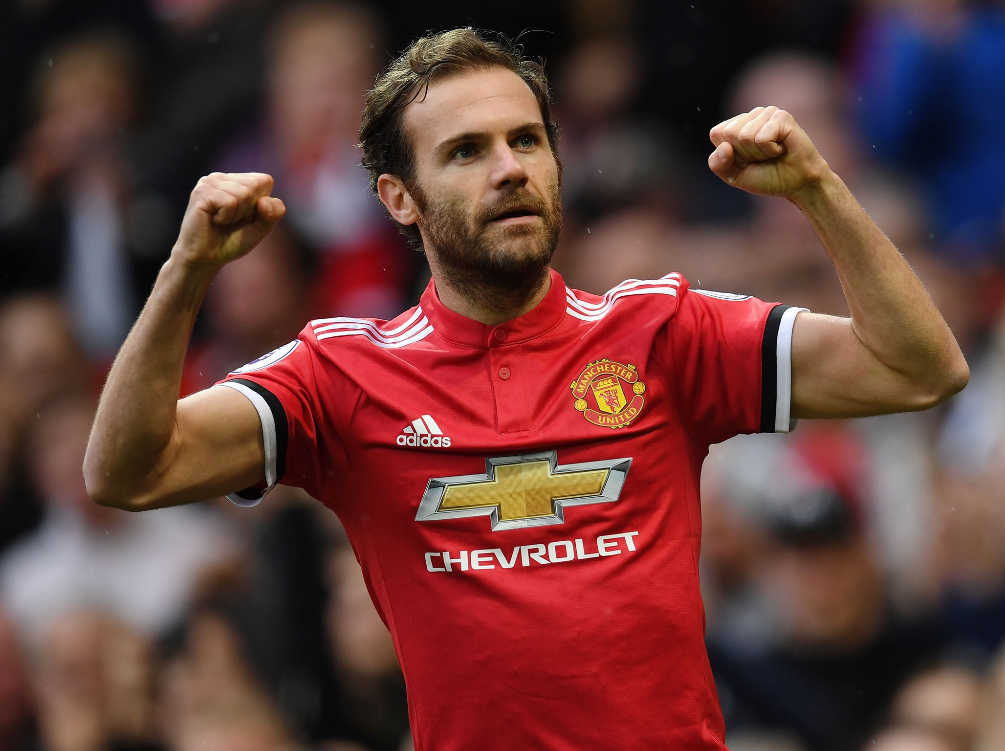 Premier League pair set to join Manchester United star Juan Mata