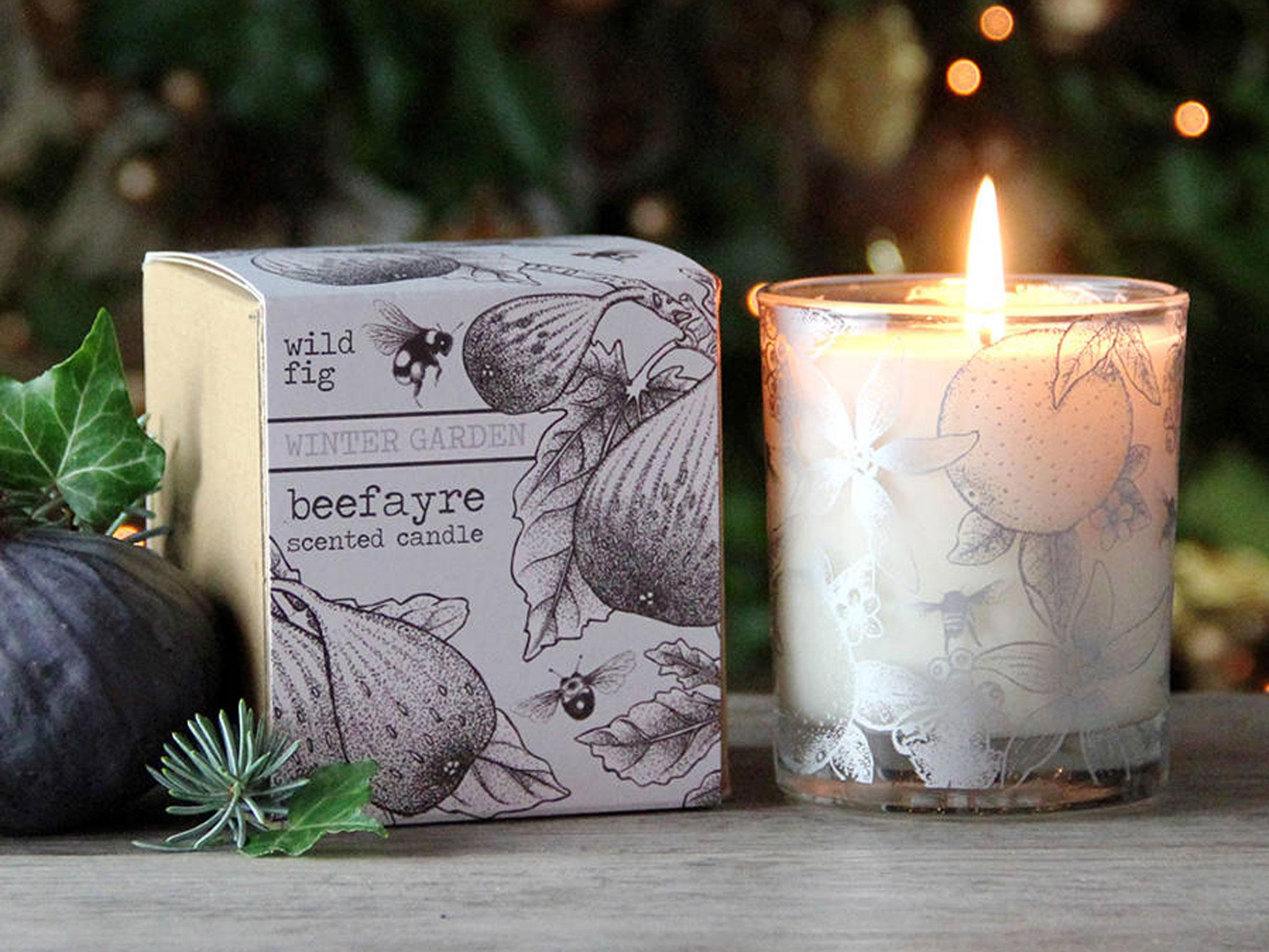 9 best candles for winter the independent for Most popular candles 2017
