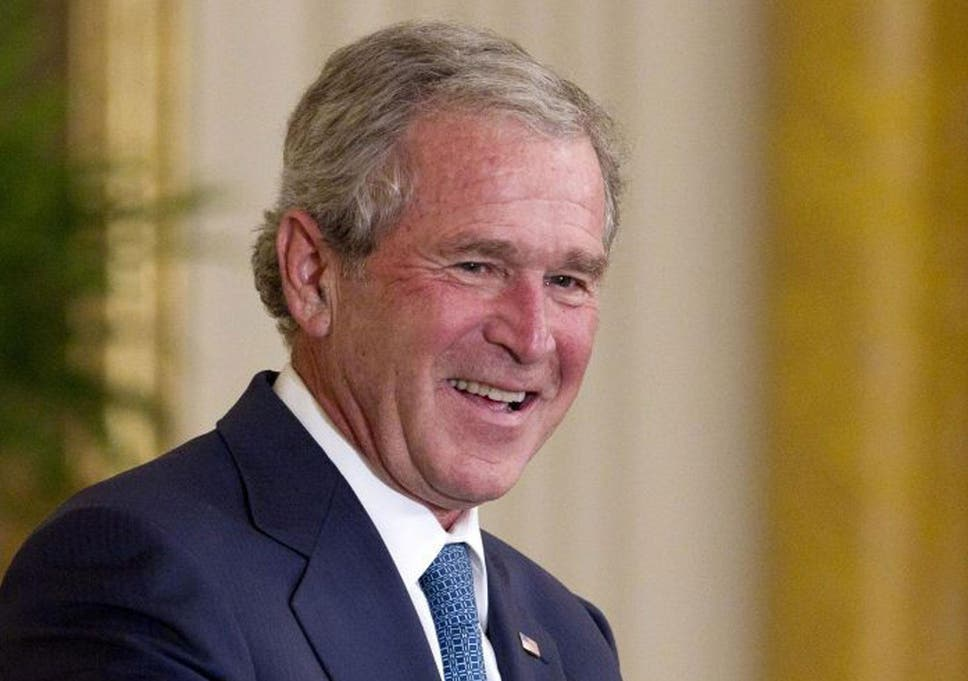 The Great Irony Of George W Bush Speaking Out Against Donald Trump