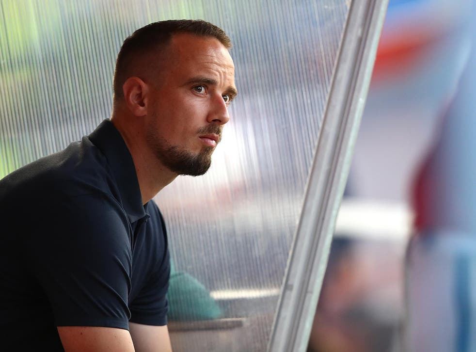 Mark Sampson was sacked by the FA after an 'inappropriate relationship' was revealed