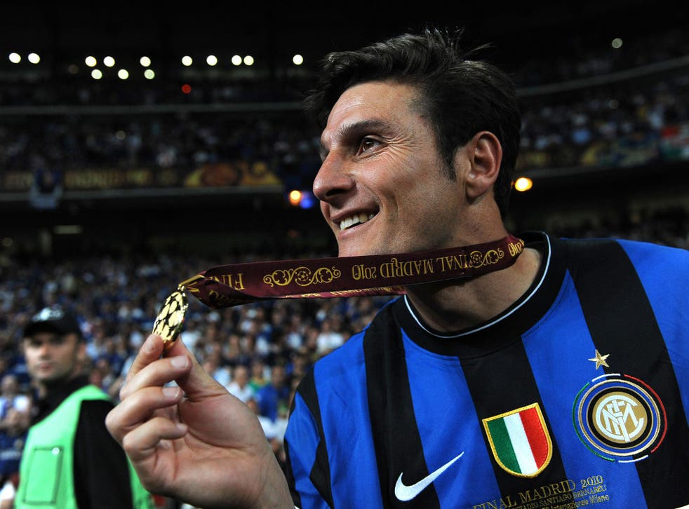 Inter Milan are my life': Javier Zanetti on football, retirement and a  lifetime in blue and black | The Independent | The Independent
