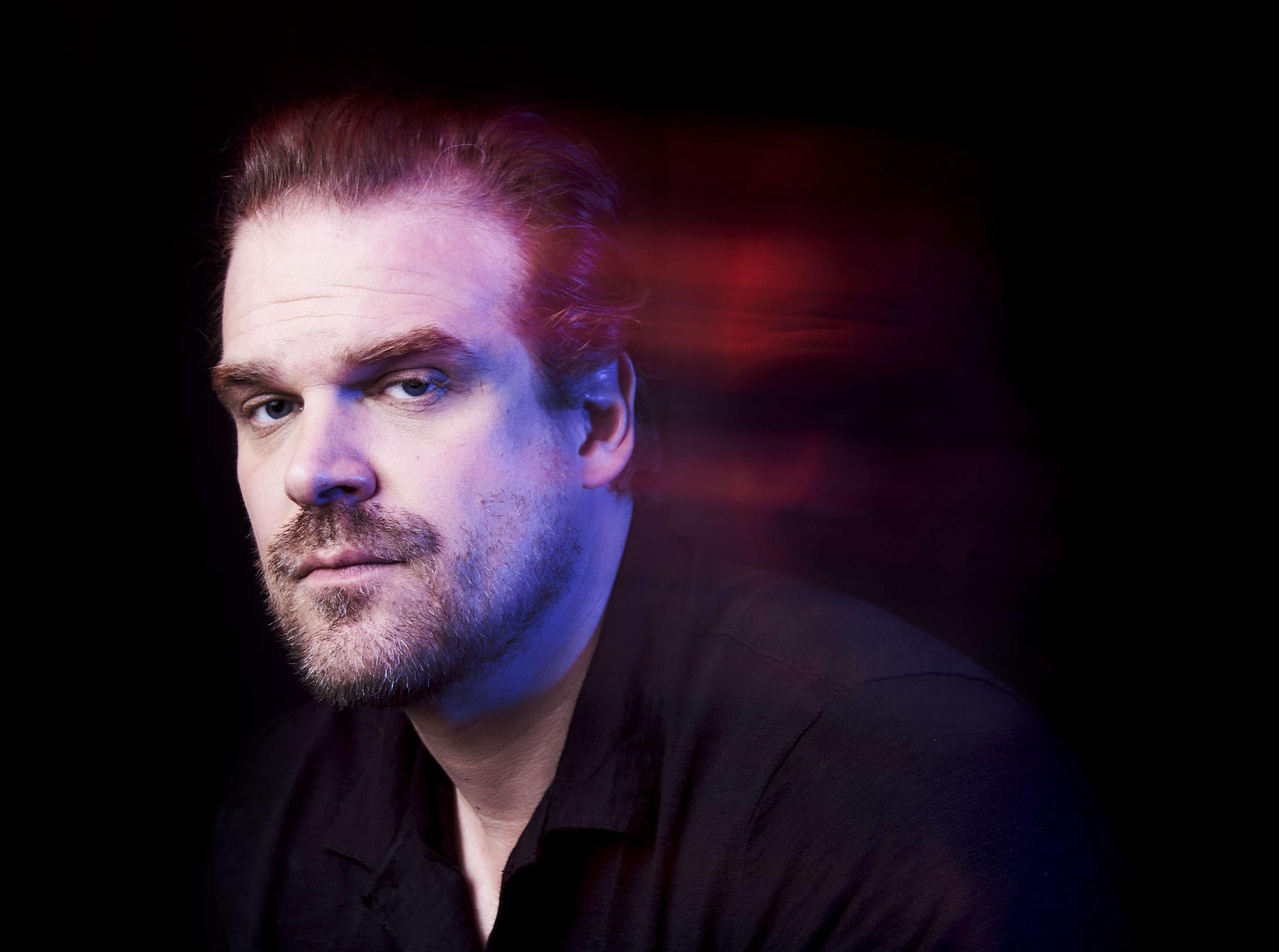 David Harbour >> David Harbour Interview On How Stranger Things Changed Everything