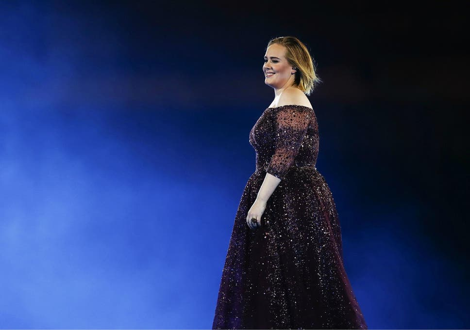 Adele Reportedly Offered 20 Million For Year Long Las Vegas