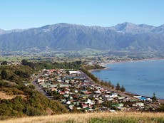 New Zealand hit by 'big' 5.4 magnitude earthquake, causing landslides