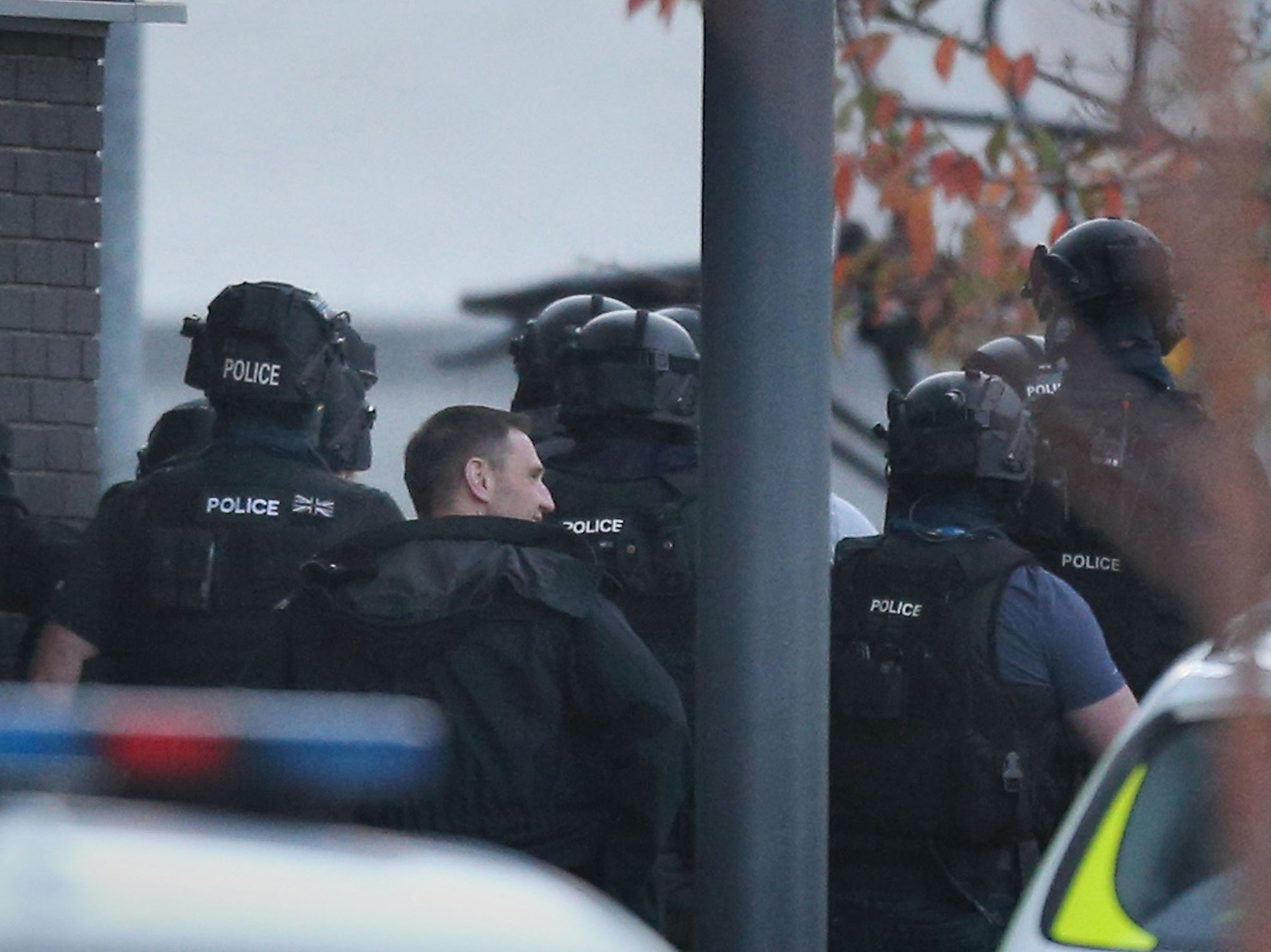 Man who took hostages at Nuneaton bowling alley with sawn