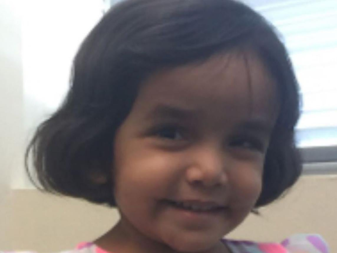 Sherin Mathews Father Admits Watching Daughter He Reported Missing Theus Pie Face Game Of 3 Year Old Charged After Body Found