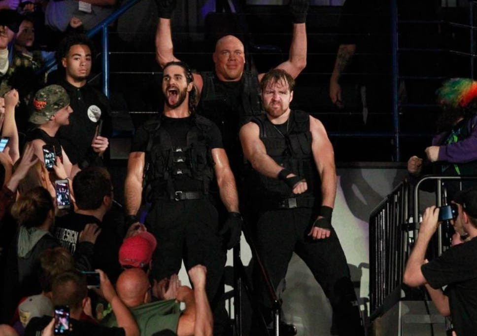 WWE TLC results: The Shield and Kurt Angle stand tall but
