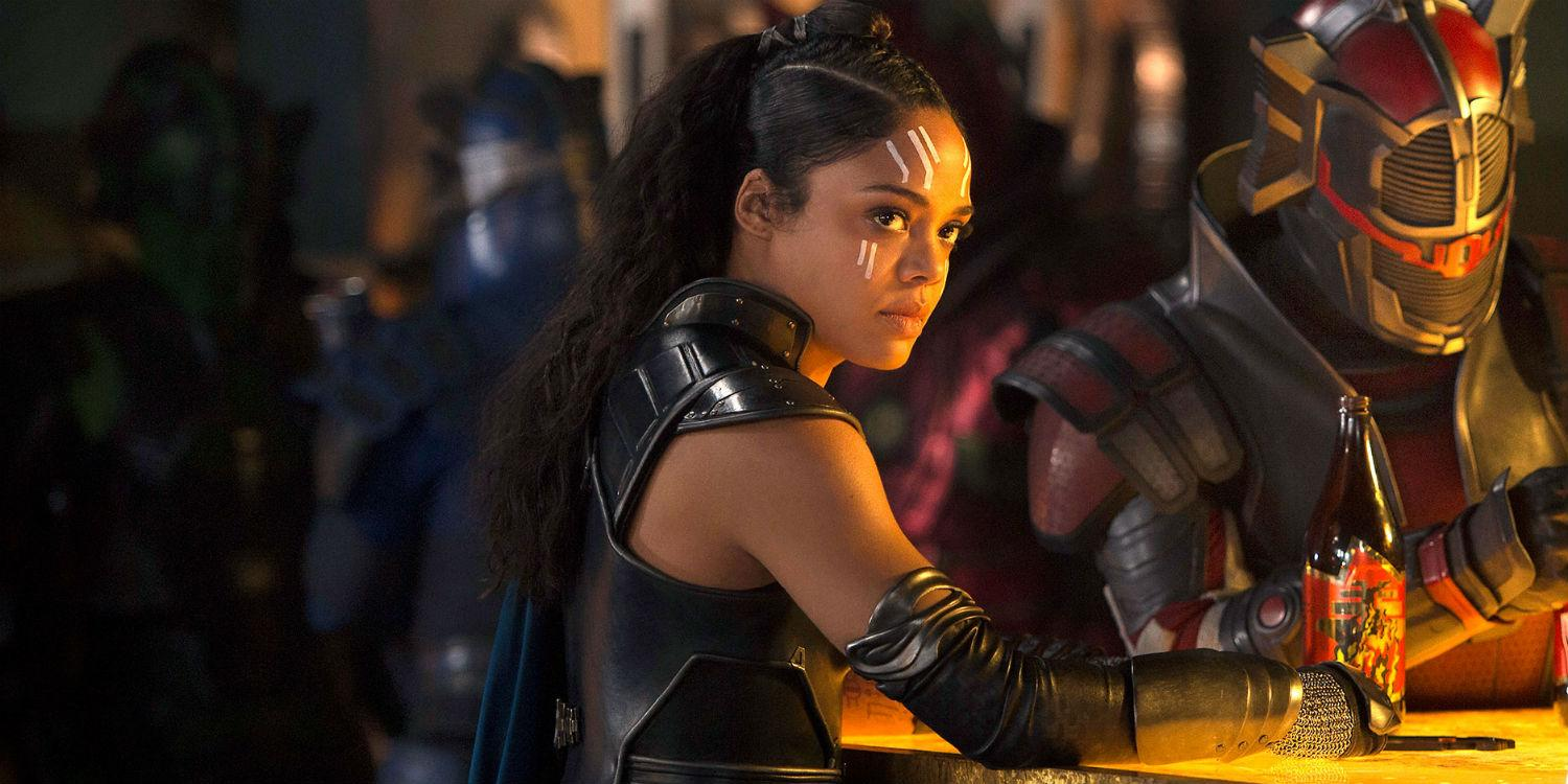 Thor: Ragnarok's Tessa Thompson on being Marvel's Han Solo T