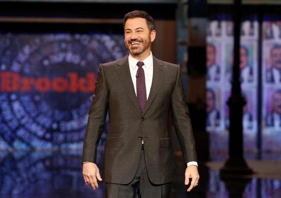 Jimmy Kimmel: \'I don\'t ever want to get in a situation where I feel ...