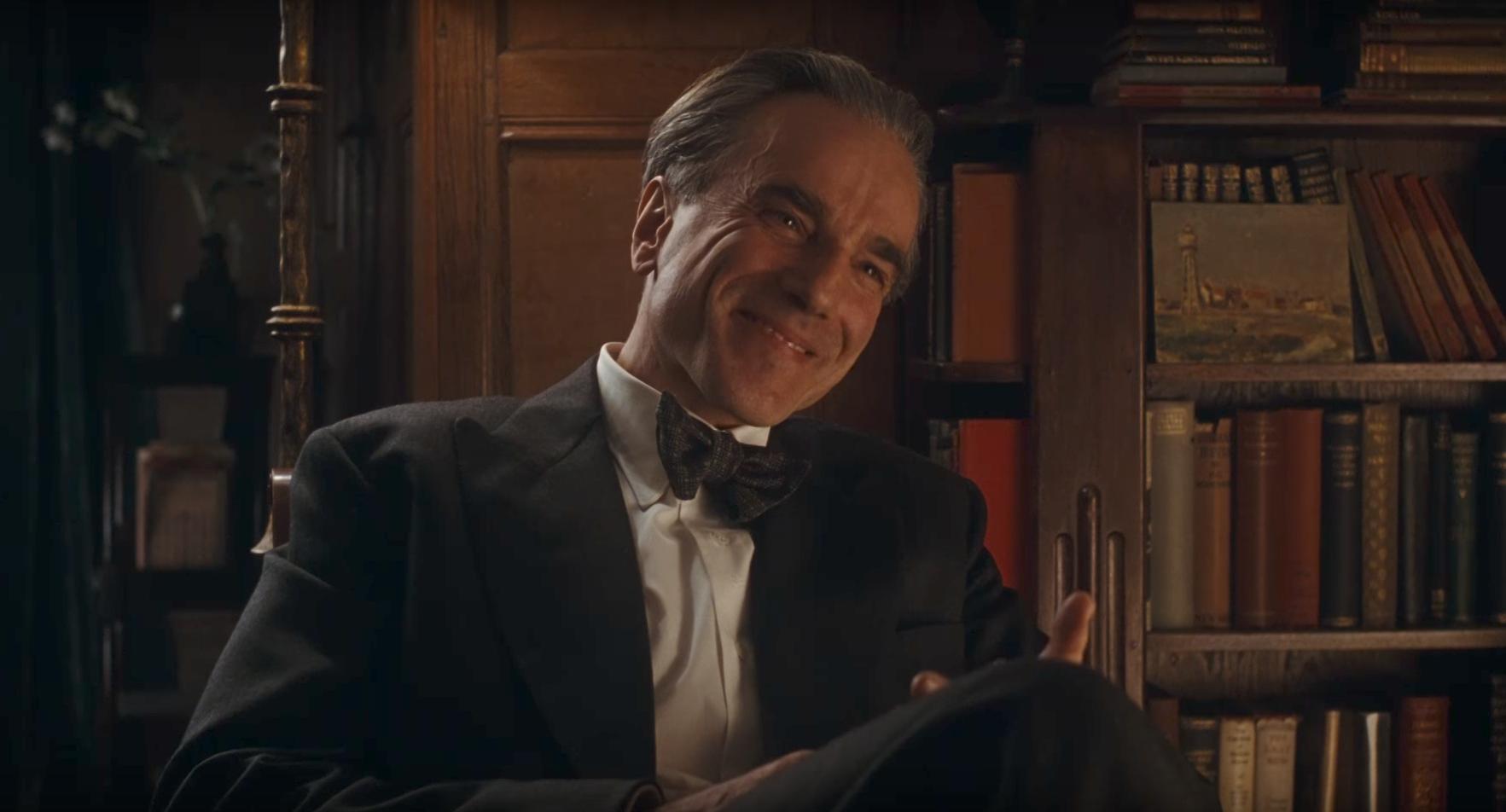 Phantom Thread trailer: Watch Daniel Day-Lewis in his final