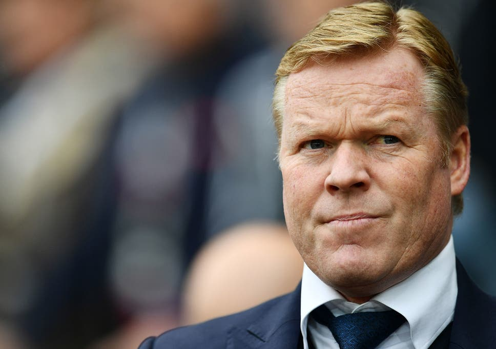 Ronald Koeman's sense of detachment at Everton ensured this was a  relationship doomed to fail | The Independent