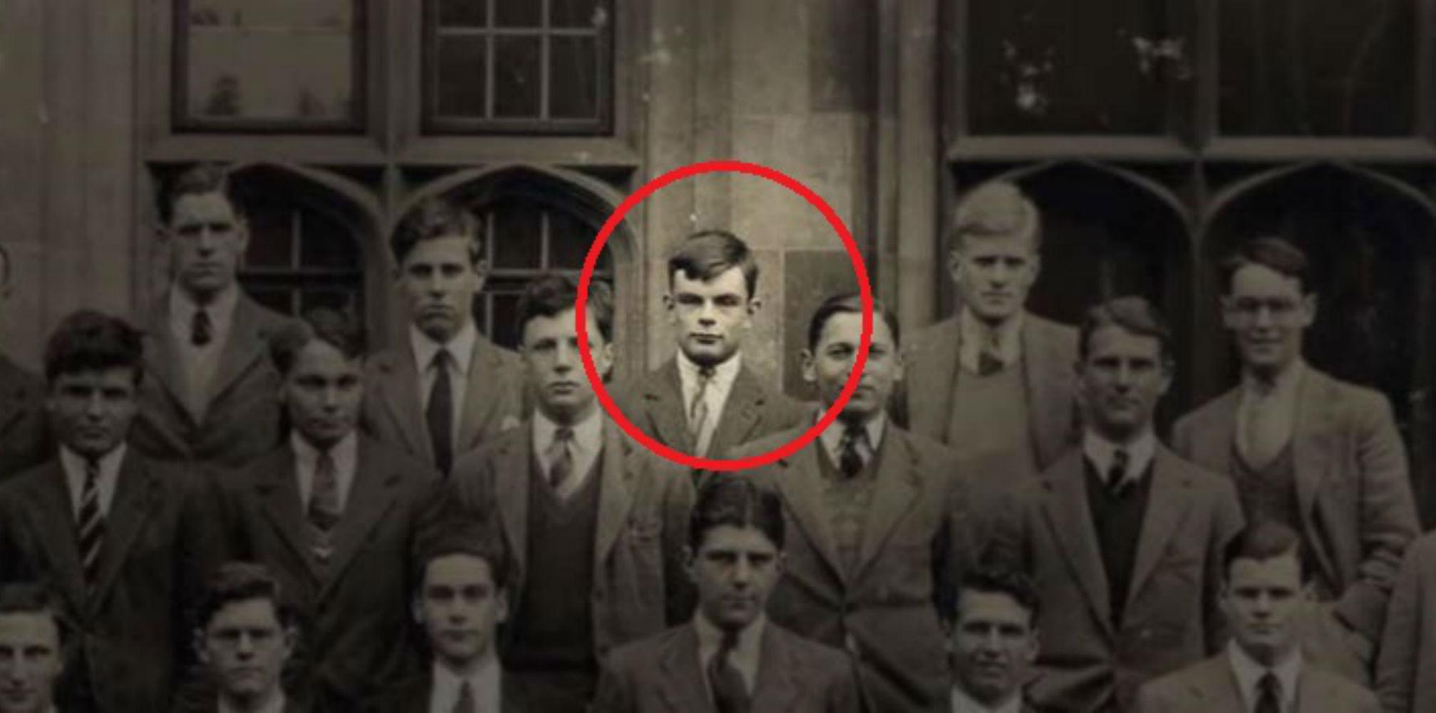Alan Turing's school report might come as a surprise | indy100
