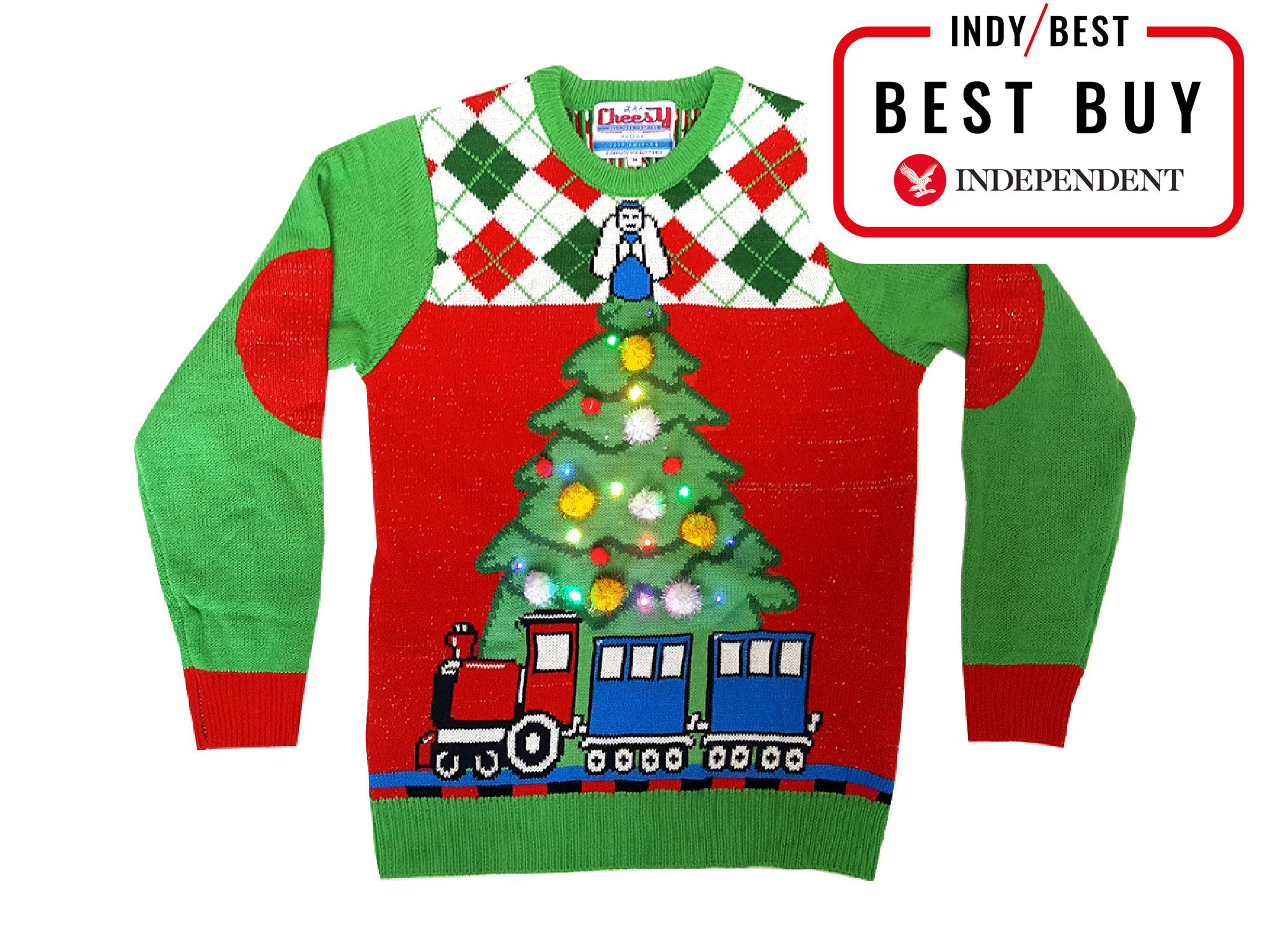 Christmas Jerseys.8 Best Men S Christmas Jumpers The Independent