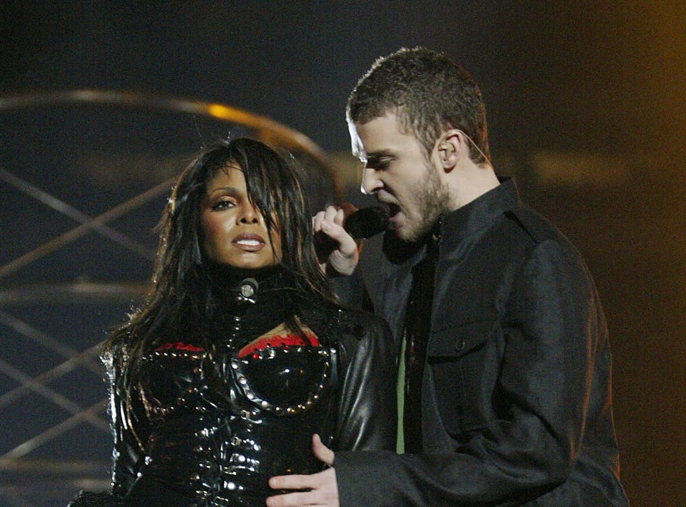 """Janet is """"open"""" to performing with Justin again, 14 years after their famous 'nipplegate' malfunction shocked America."""