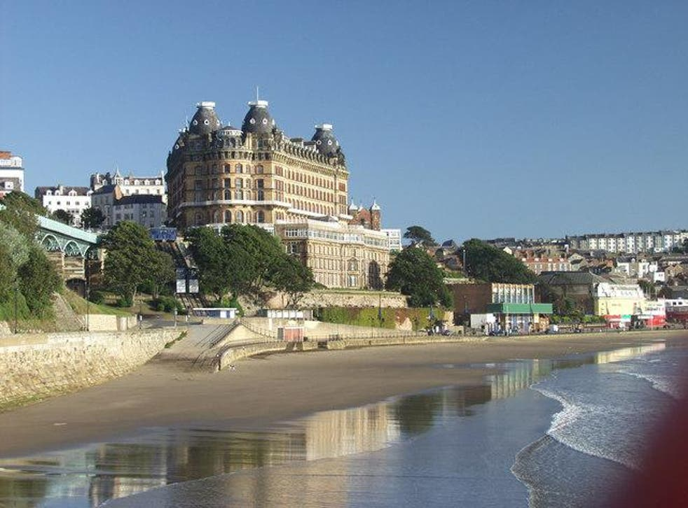 Britannia owns 54 hotels around the UK, including the Grand Hotel Scarborough
