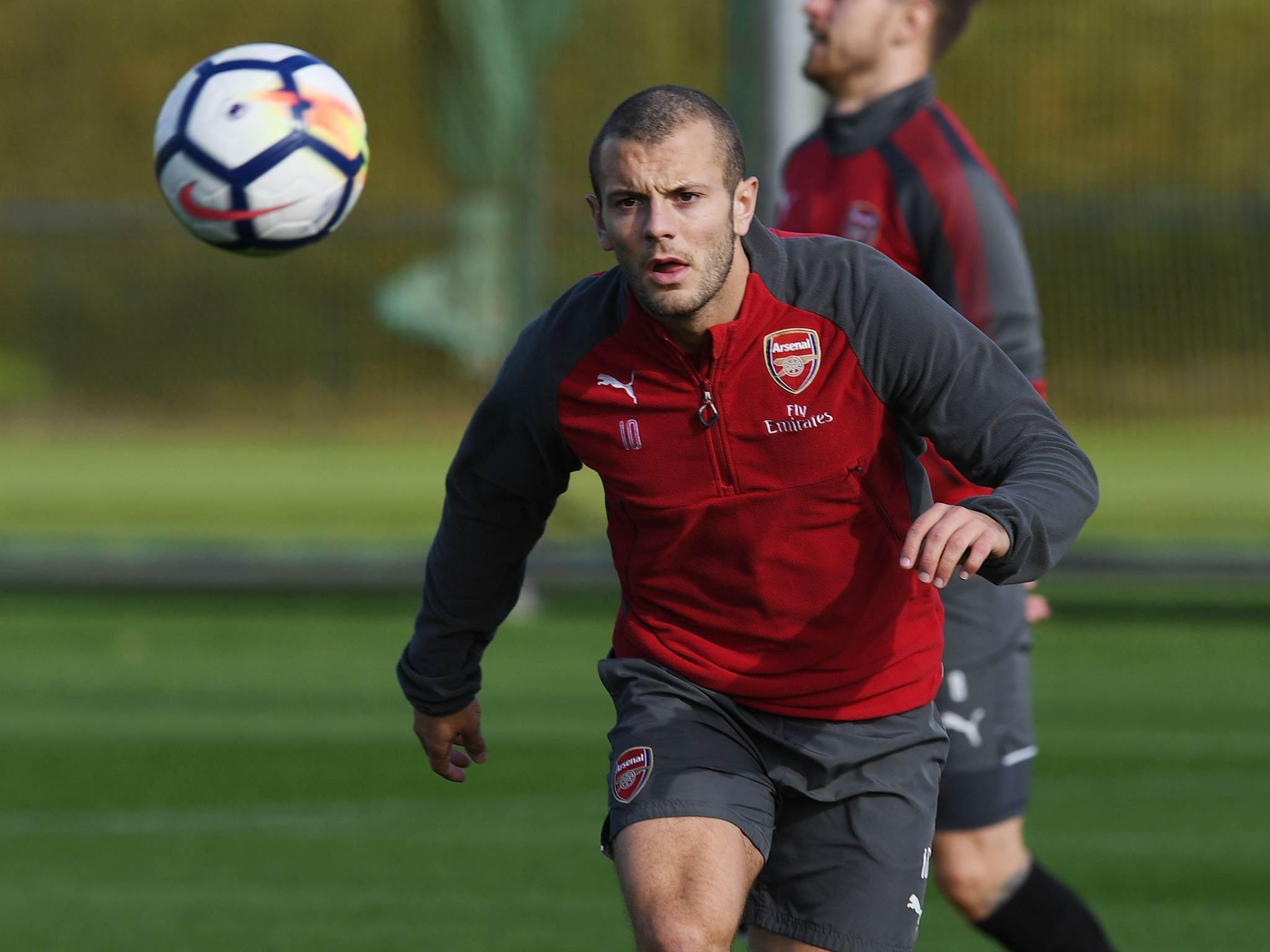 Arsenal midfielder Jack Wilshere reveals he started his coaching