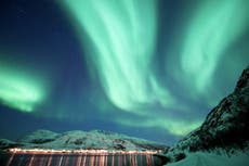 You might be able to see the Northern Lights in the US