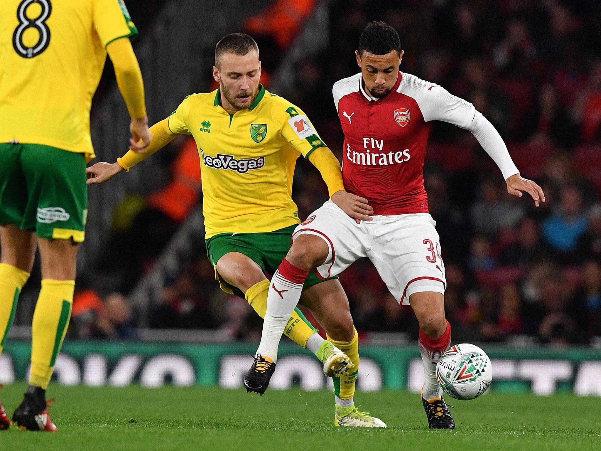 Arsenal Gegen Norwich