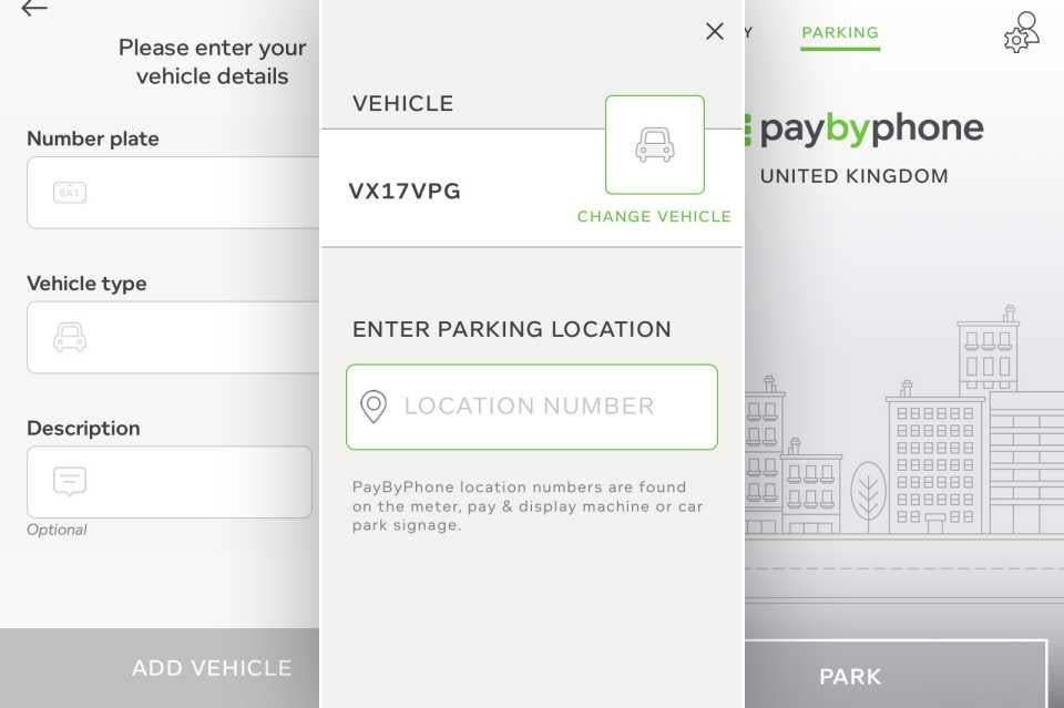 Parking apps: which is best? | The Independent