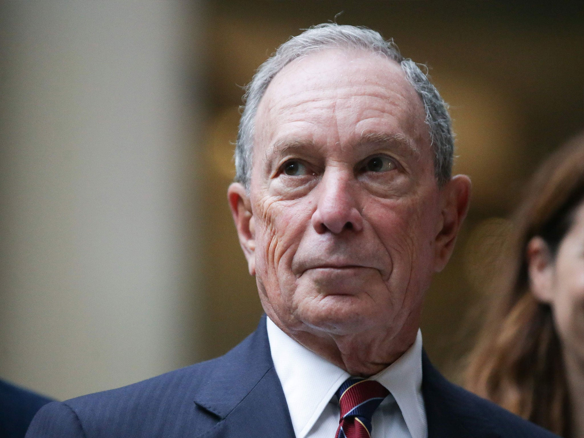 Michael Bloomberg pledges $80m to help Democrats in 2018 midterms