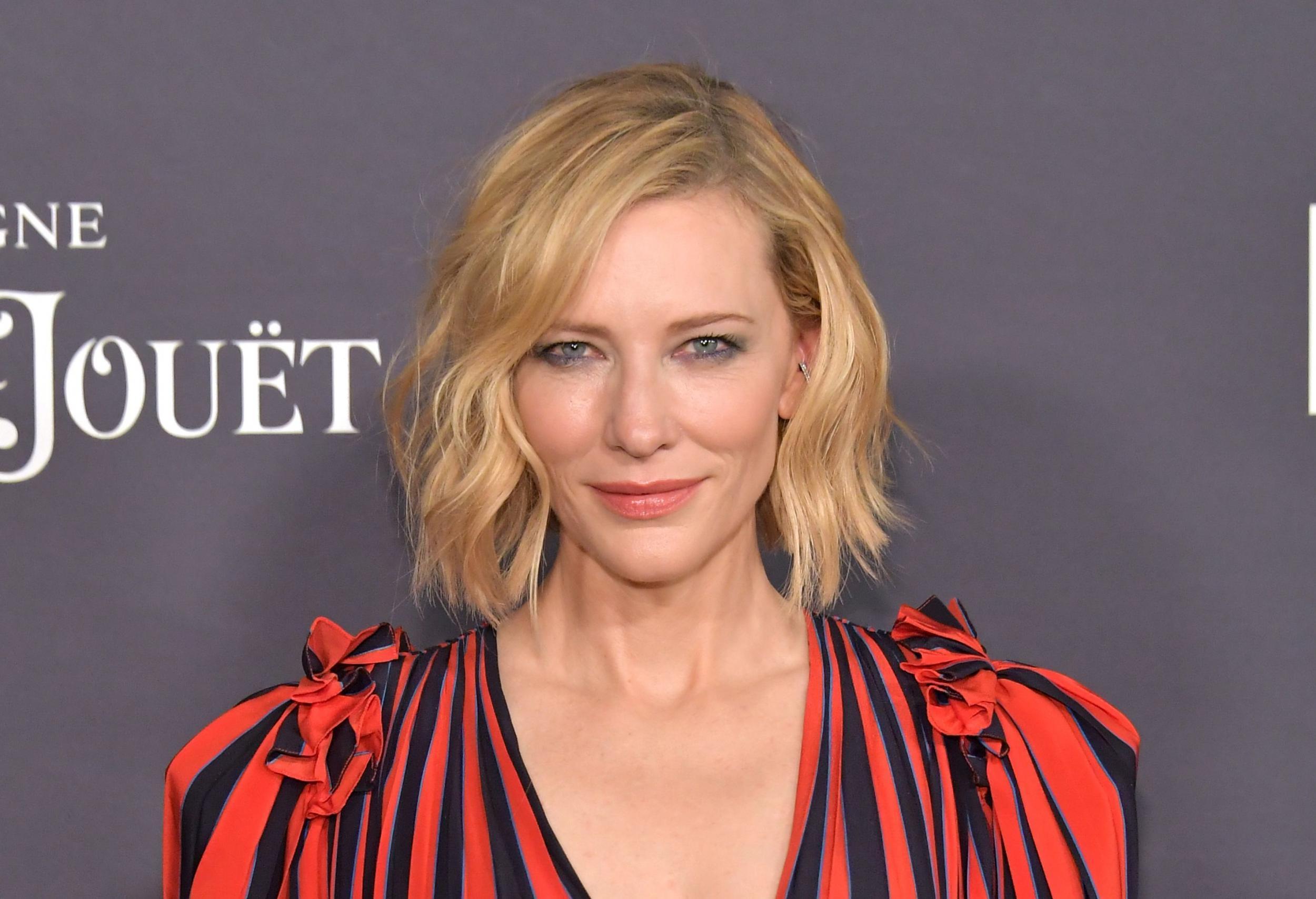 Cate Blanchett nude photos 2019