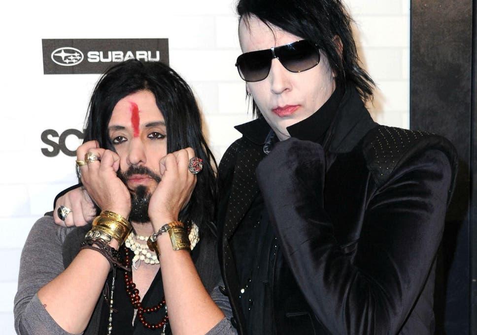 Marilyn Manson Parts Ways With Bassist Twiggy Ramirez