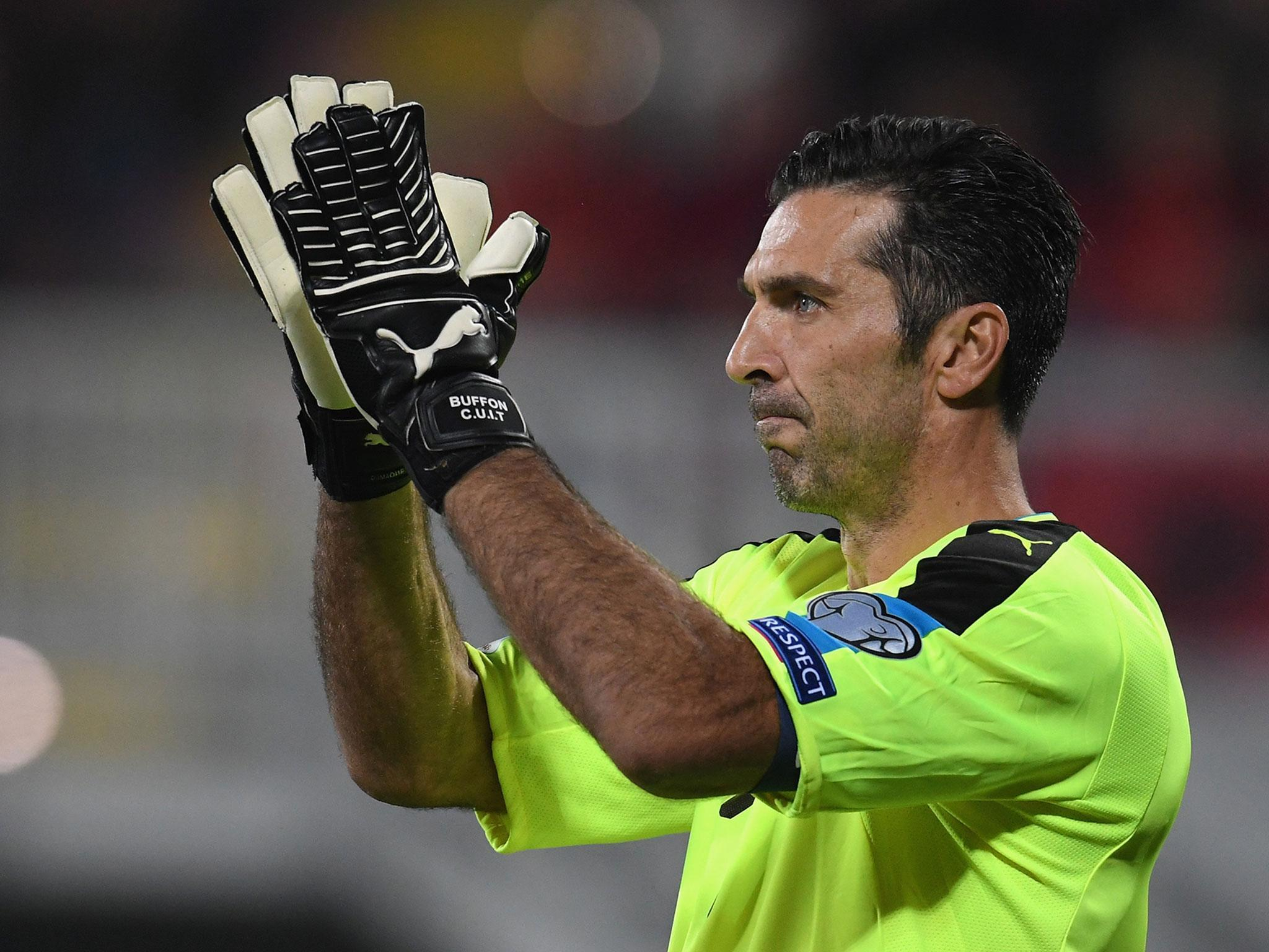 Gianluigi Buffon Confirms He Will Retire In 2018 Unless