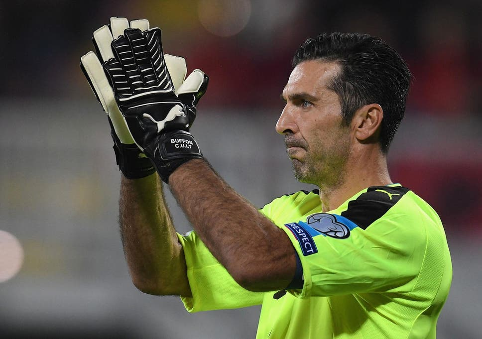 de09ff43d Gianluigi Buffon confirms he will retire in 2018 - unless Juventus ...