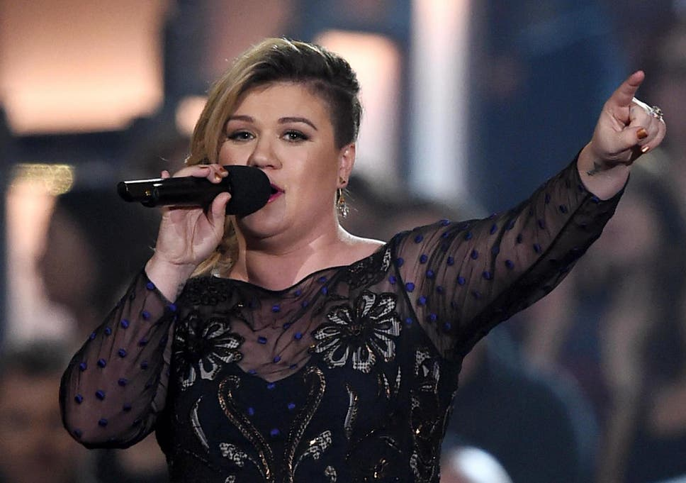 Kelly Clarkson says being skinny doesn\'t make you happy | The ...