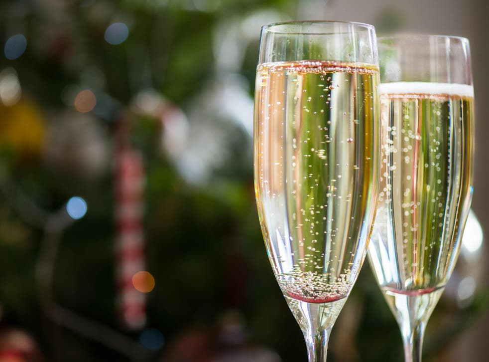 Two people complained because they thought they could buy 36 bottles of discounted fizz, instead of just six