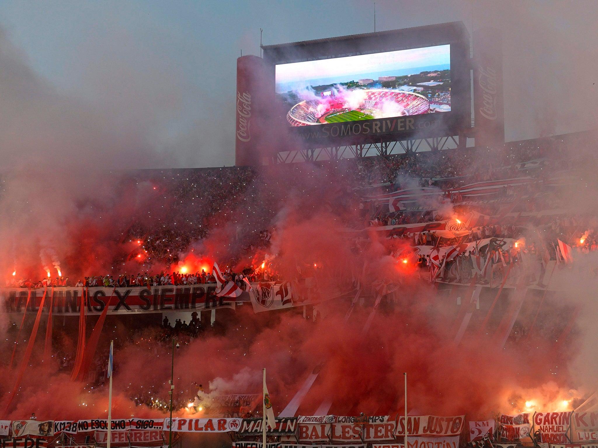 River Plate: Boca Juniors Vs River Plate, Copa Libertadores Final 2018