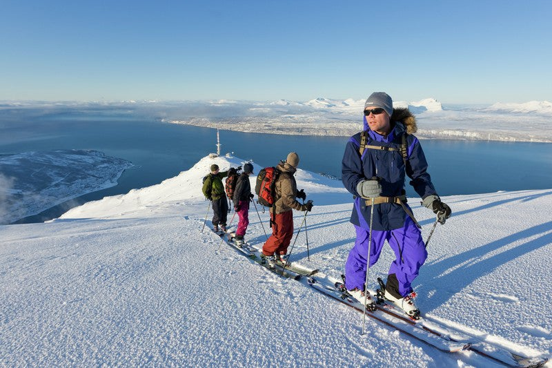 For mountains, fjords and a vast sky, head North to Narvik