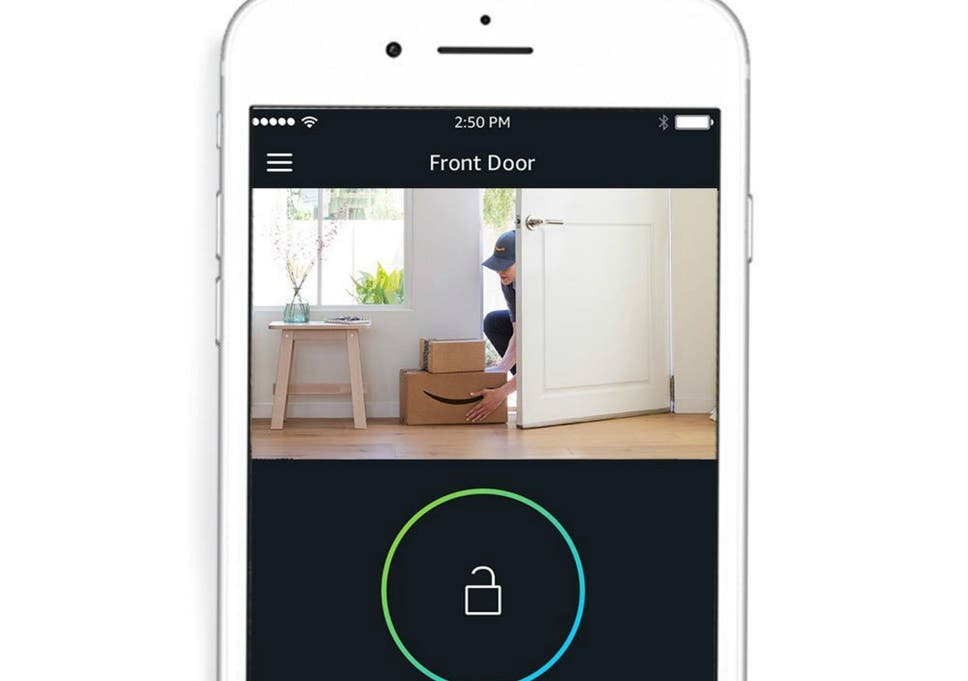 Superior Amazon Key Lets Couriers Unlock Your Front Door And Enter Your Home For  Deliveries
