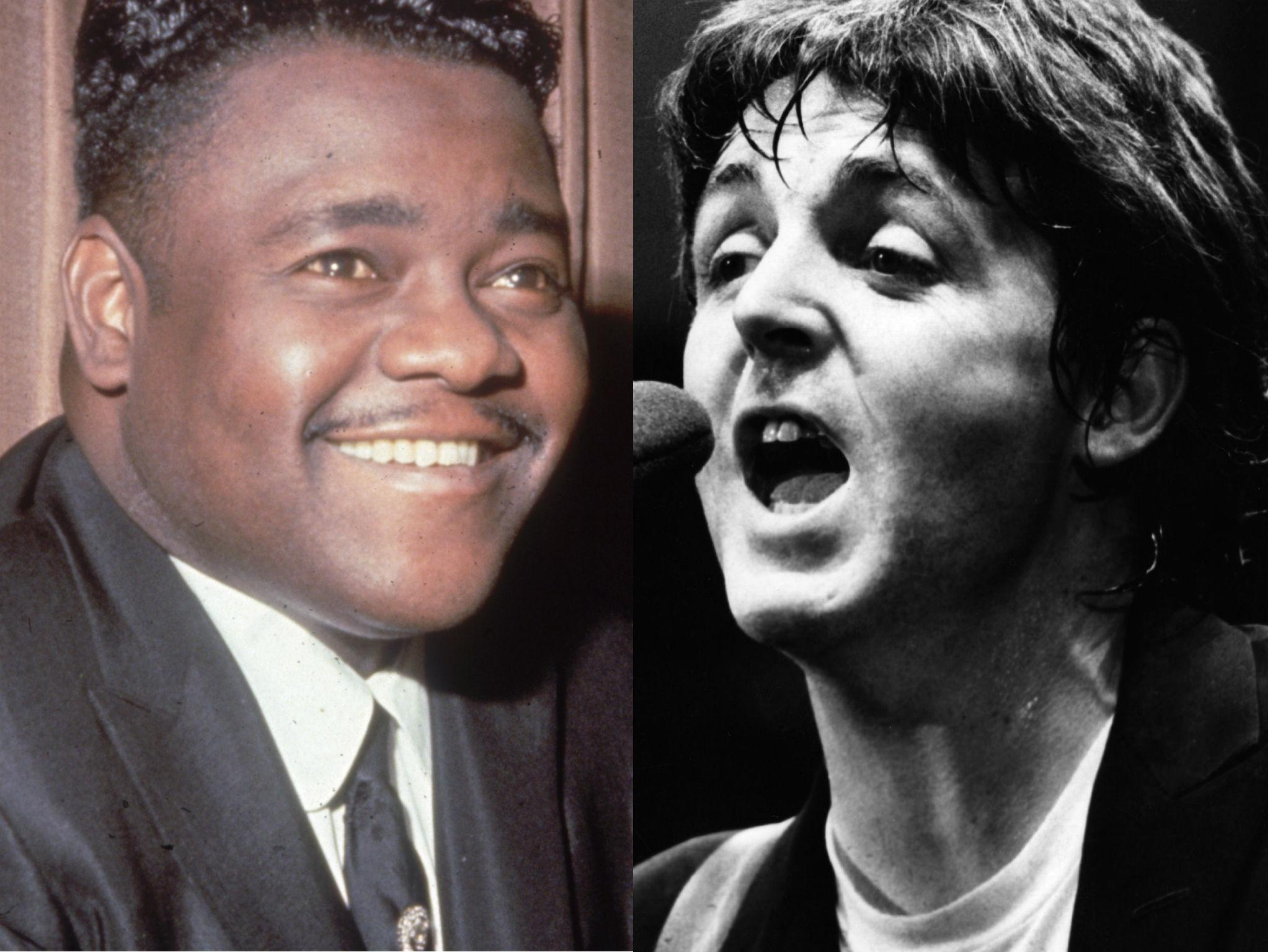 Fats Domino Dead The Beatles Song Rock And Roll Icon Inspired Paul McCartney To Write