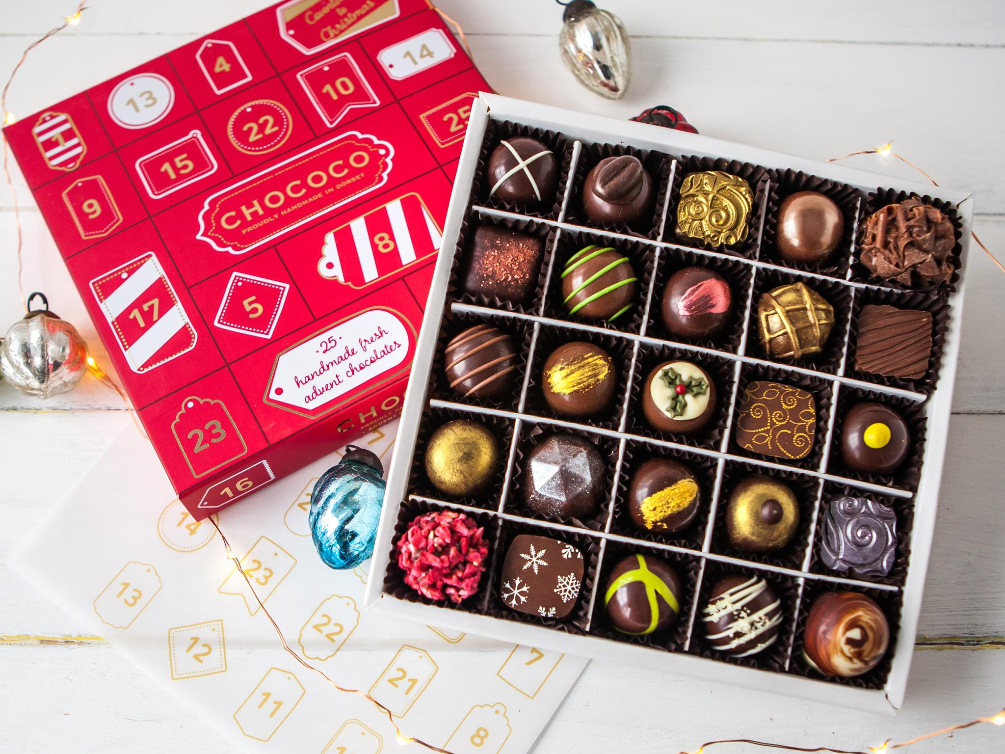 10 Best Chocolate Advent Calendars For Adults The
