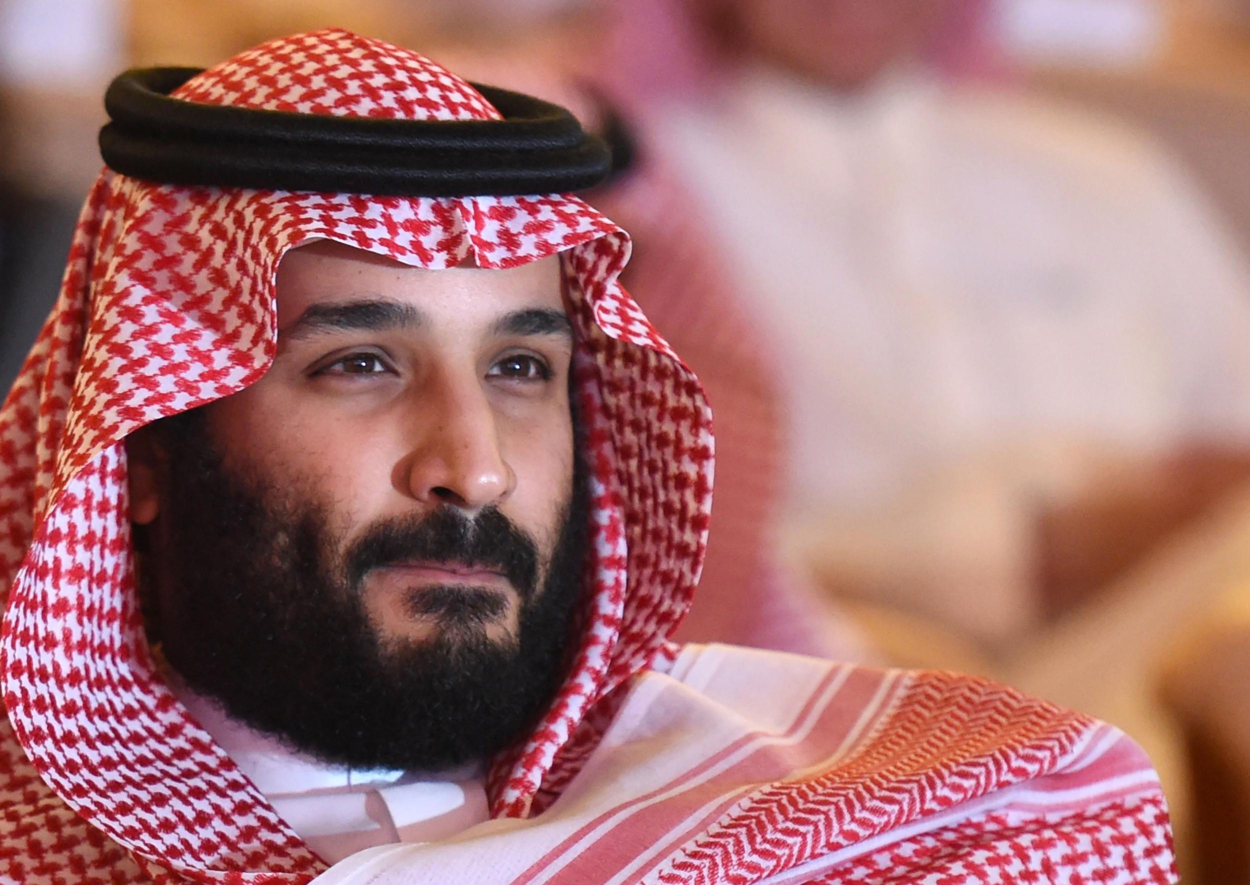 Britons protesting Mohammed bin Salman's visit 'misunderstand war in Yemen', Saudi foreign minister claims