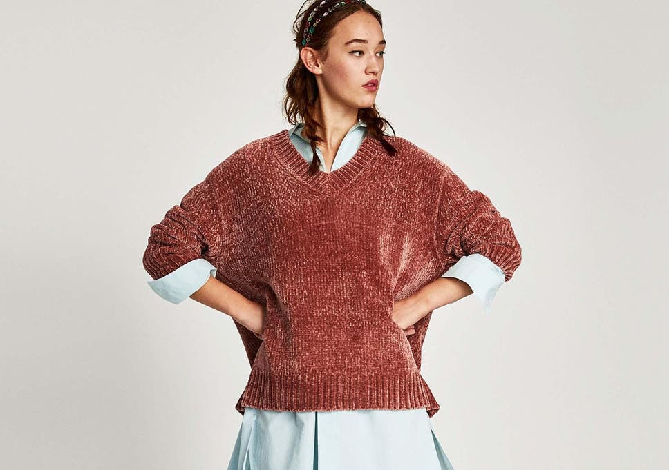 0c1b449f8811 Chenille  The super-soft sweater is making a comeback