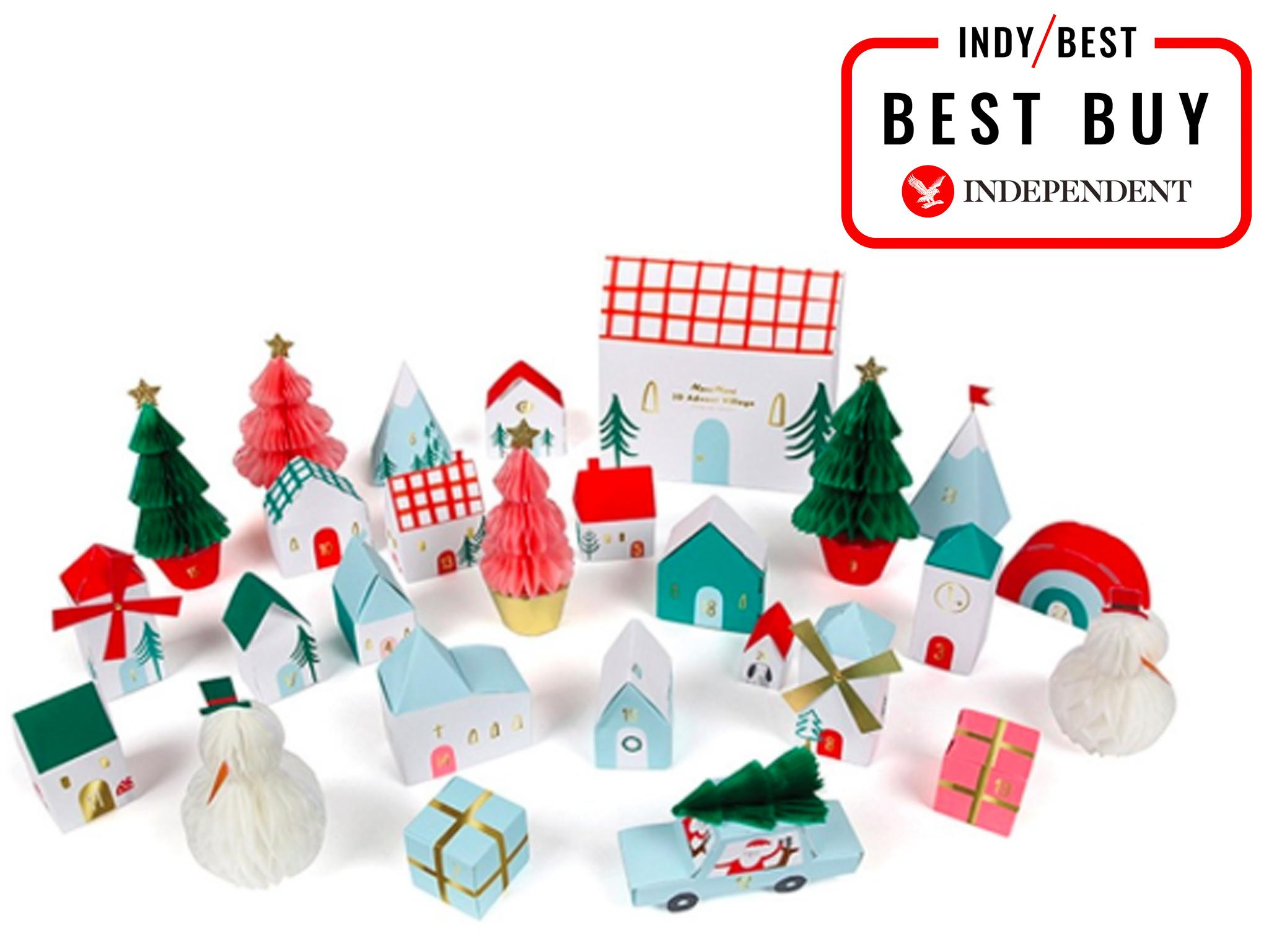 10 best DIY advent calendars | The Independent
