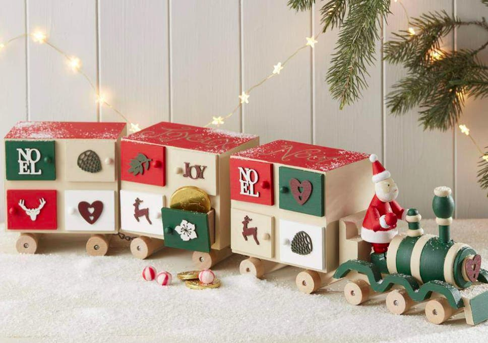 552d564a Make your own 25-day countdown this December with the help of one of these  Christmas kits