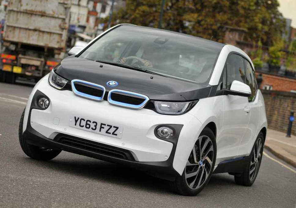 Used Electric Cars Bmw I3 Vs Vw E Golf The Independent