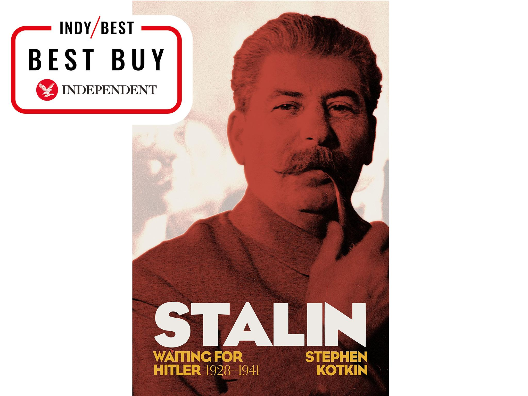 6 best russian history books the independent stalin vol ii waiting for hitler 1928 1941 by stephen kotkin 35 allen lane fandeluxe Images