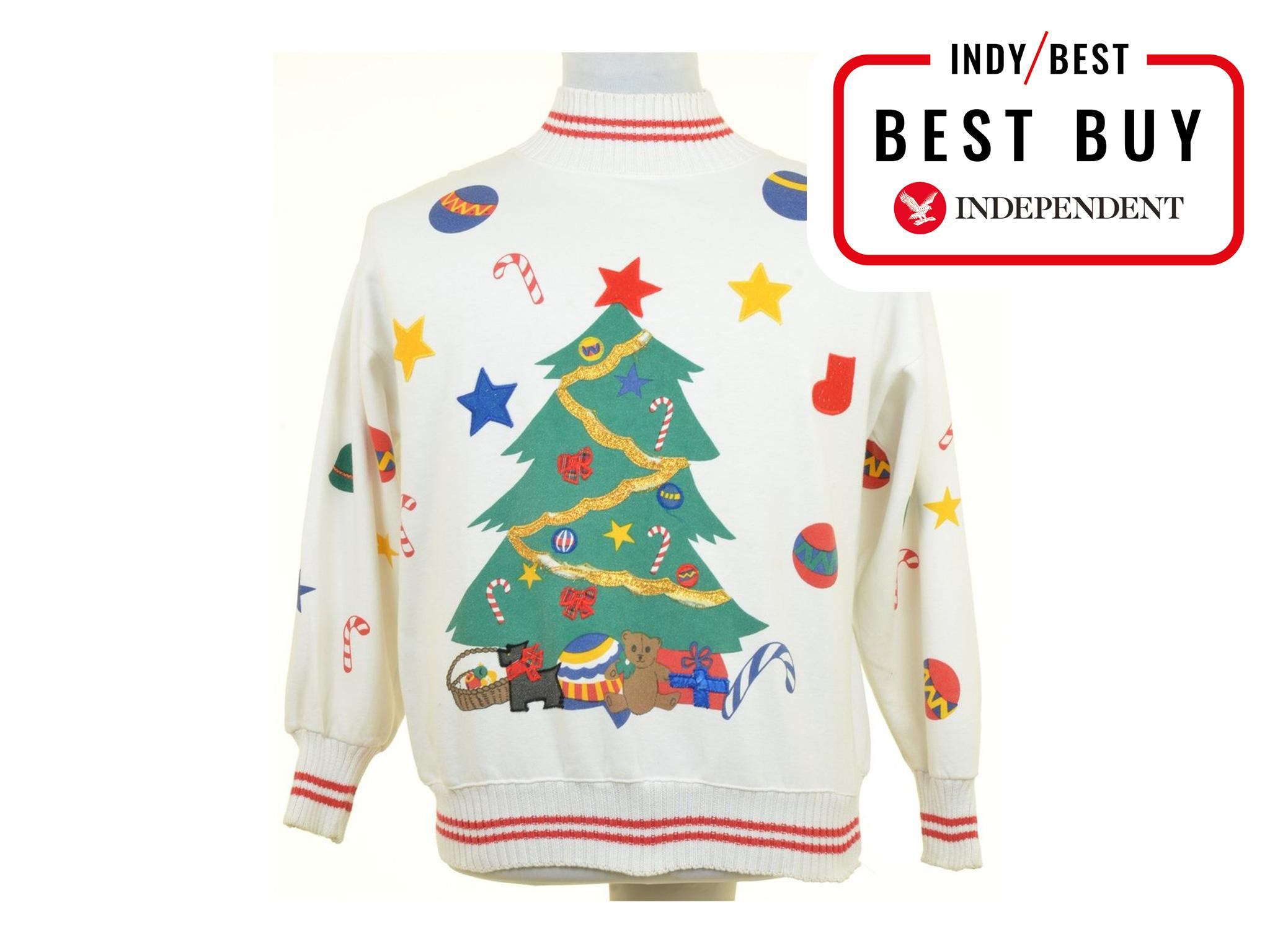 473182a0217 Beyond Retro Knitted Christmas Jumpers  From £14