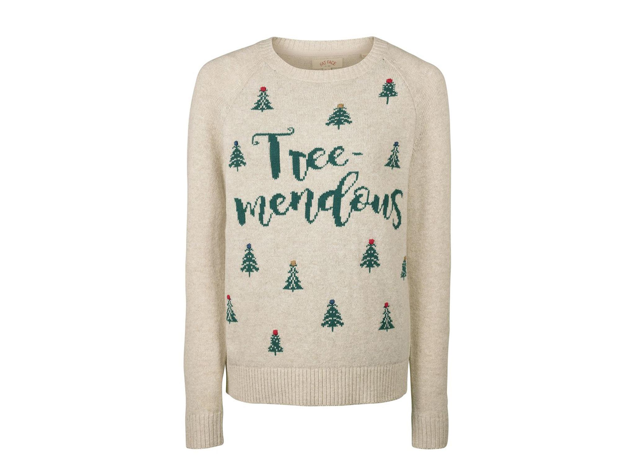 11 best women\'s Christmas jumpers   The Independent